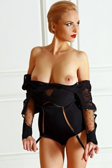 Innesa, beautiful Russian escort who offers girlfriend experience in Rome