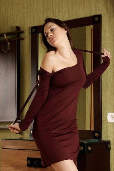 Iveta, beautiful Russian escort who offers massages in Rome