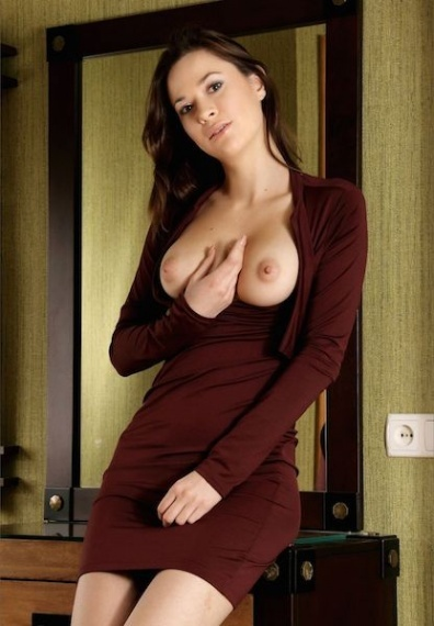Iveta, stunning Russian escort in Rome for sex