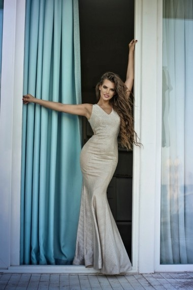Milana, beautiful Russian escort who offers company in Rome
