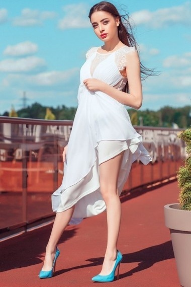 Gymar, beautiful Russian escort who offers company in Rome