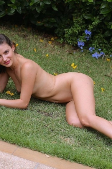 Evonna, beautiful Russian escort who offers company in Rome